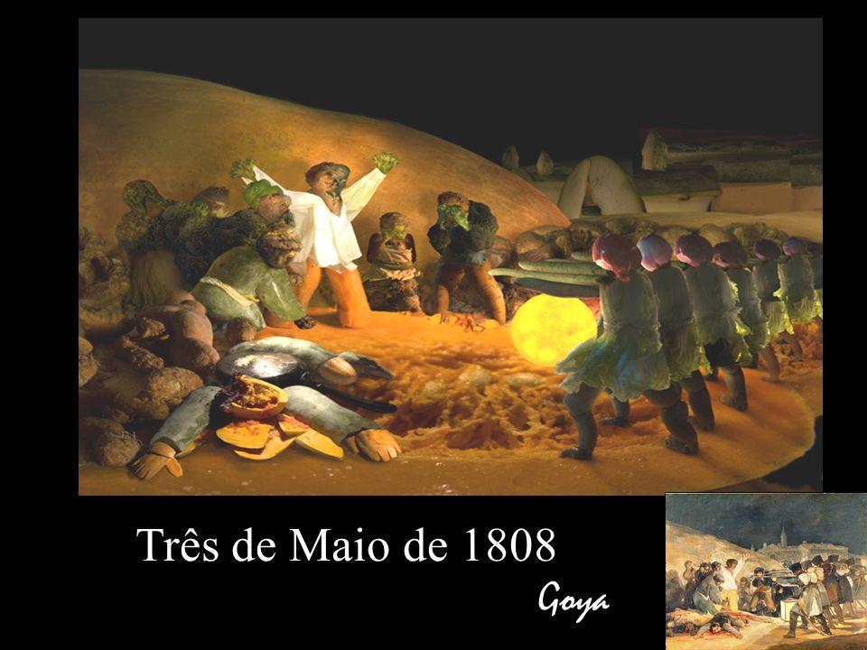 Três de Maio de 1808 Goya