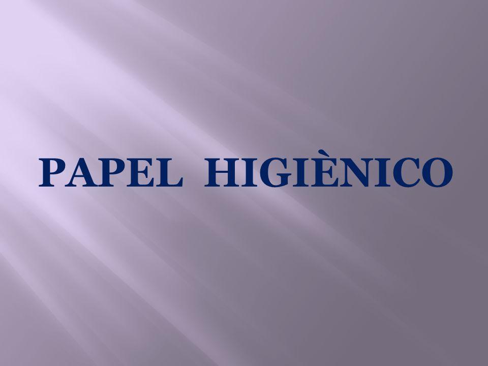 PAPEL HIGIÈNICO