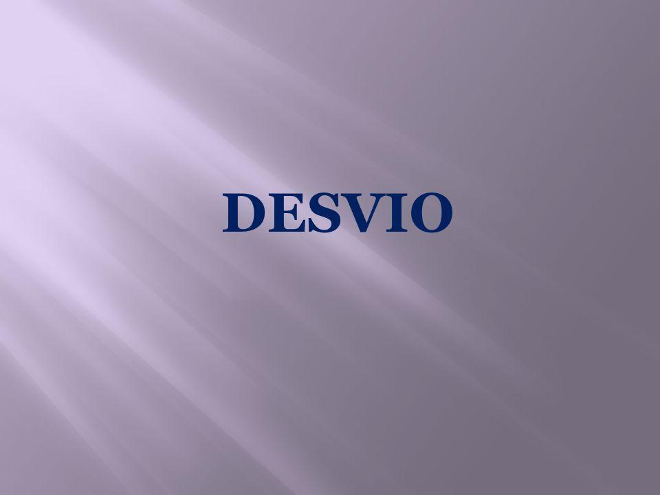DESVIO