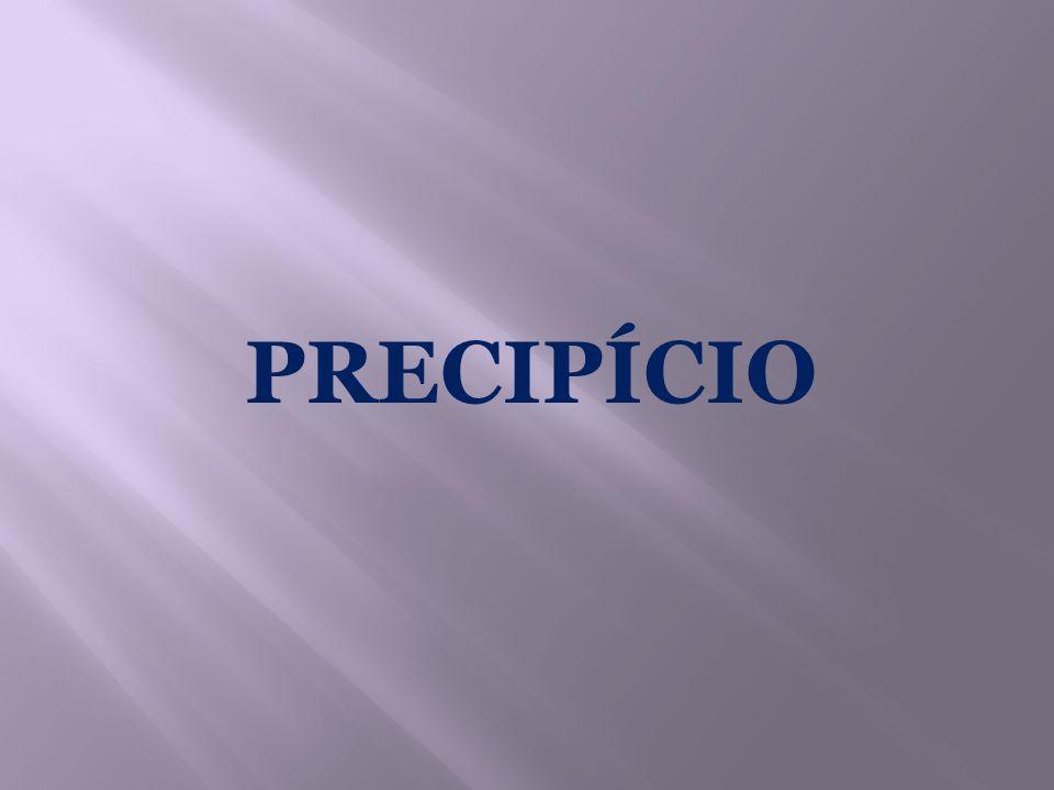 PRECIPÍCIO