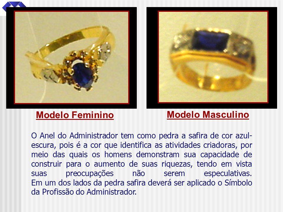 Modelo Feminino Modelo Masculino