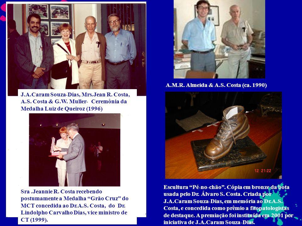 A.M.R. Almeida & A.S. Costa (ca. 1990)