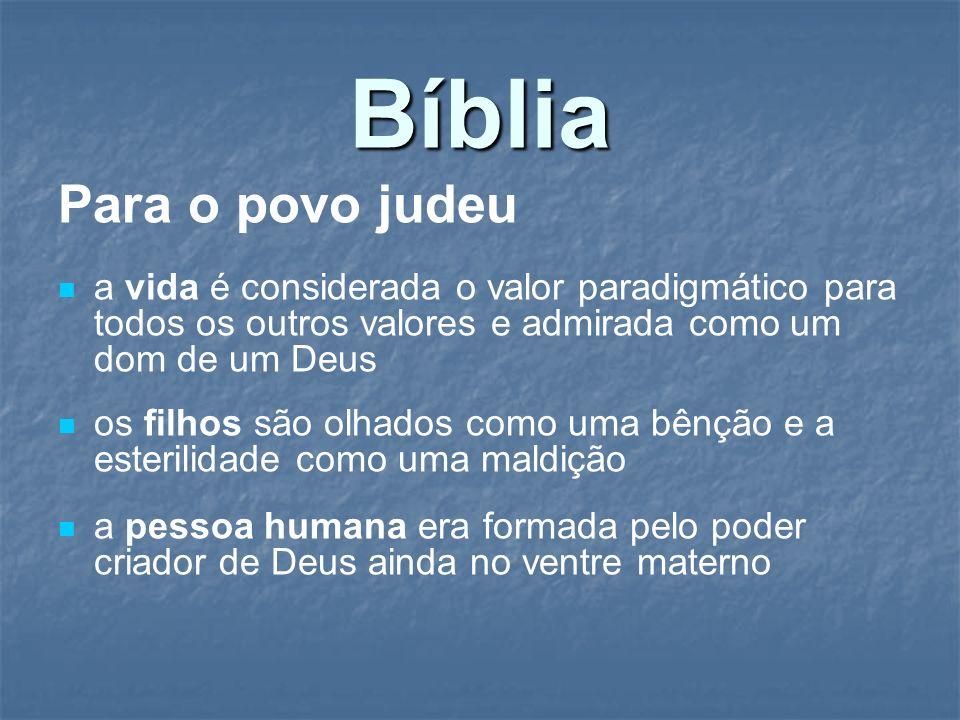Bíblia Para o povo judeu