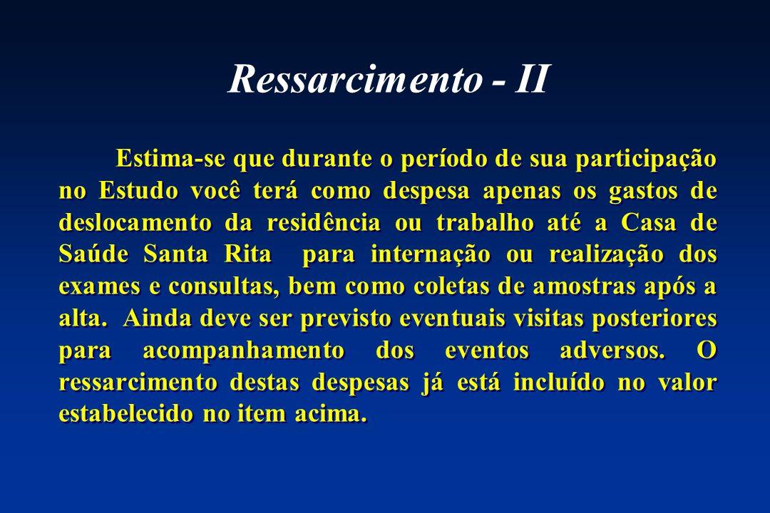 Ressarcimento - II
