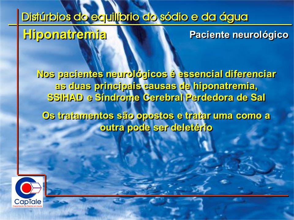 Hiponatremia Paciente neurológico