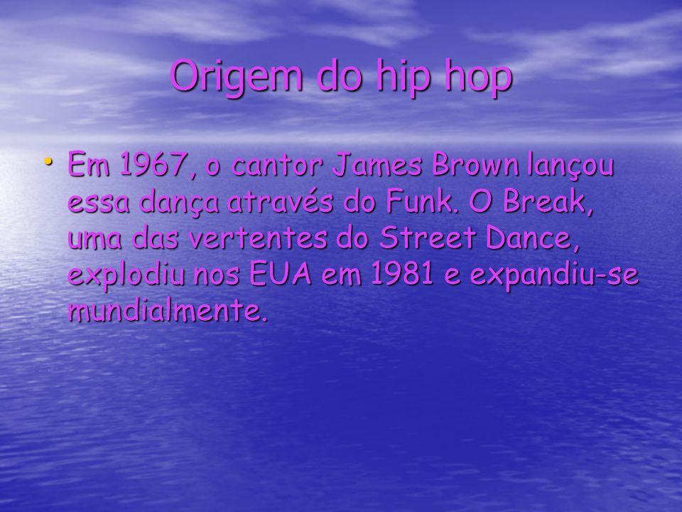 Origem do hip hop