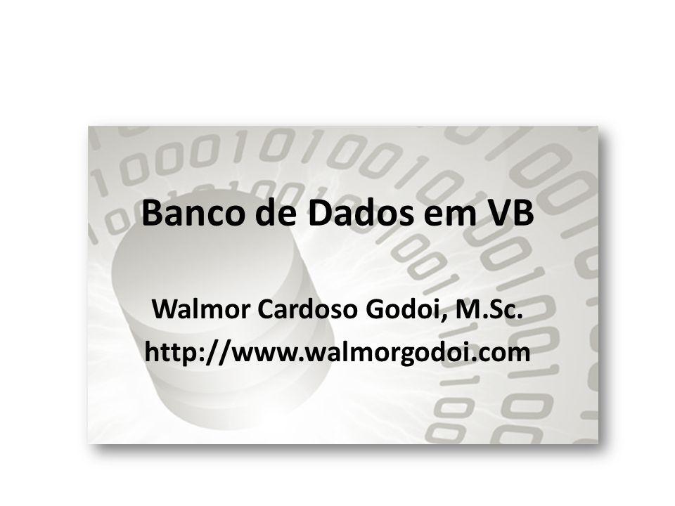 Walmor Cardoso Godoi, M.Sc. http://www.walmorgodoi.com