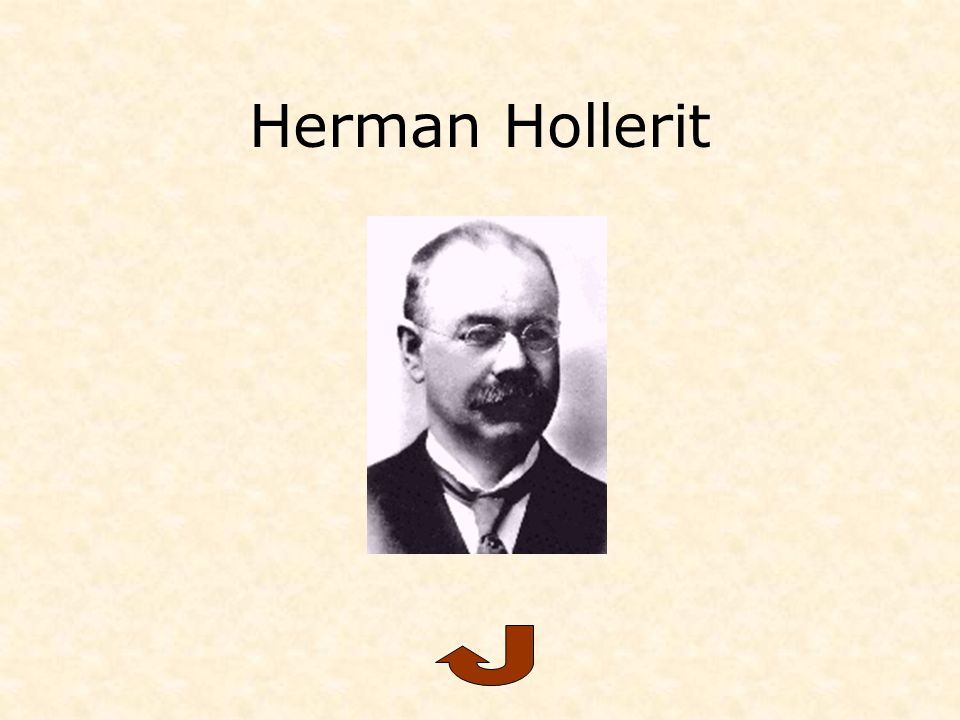 Herman Hollerit