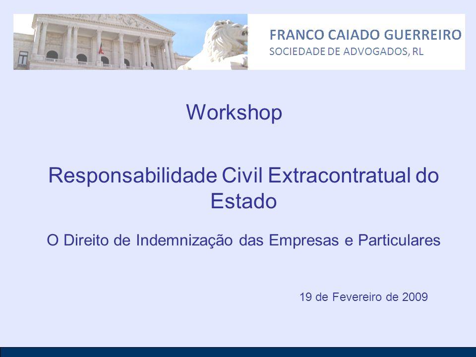 Responsabilidade Civil Extracontratual do Estado