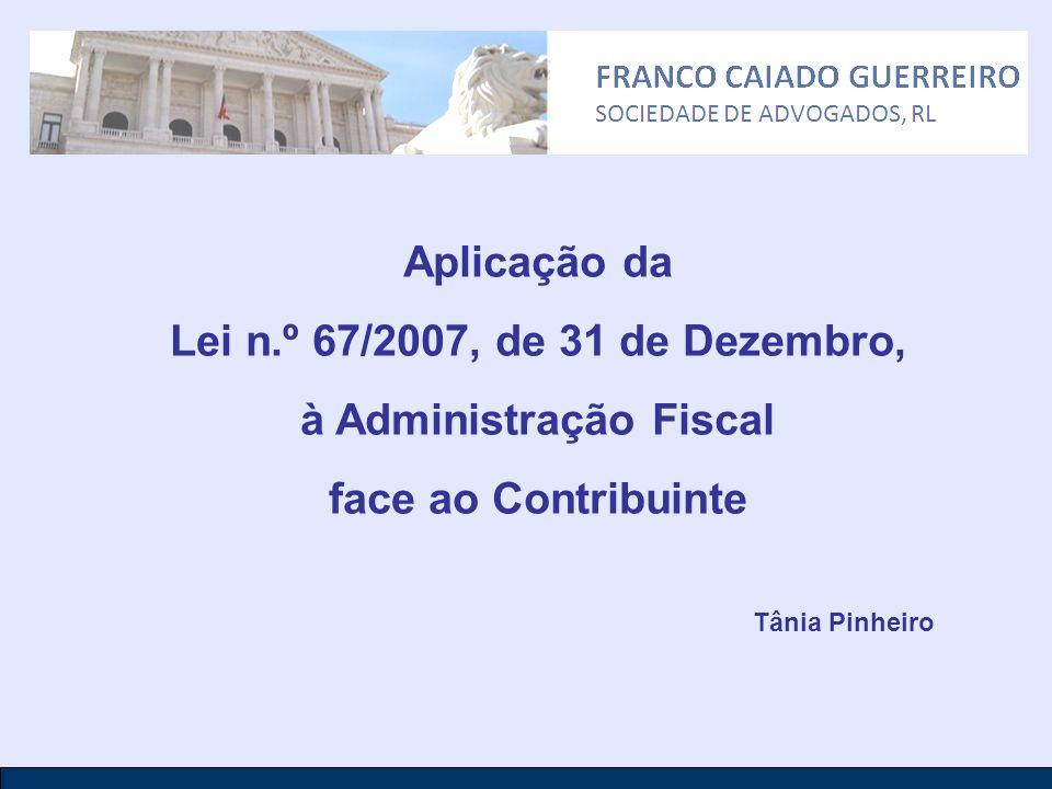 à Administração Fiscal