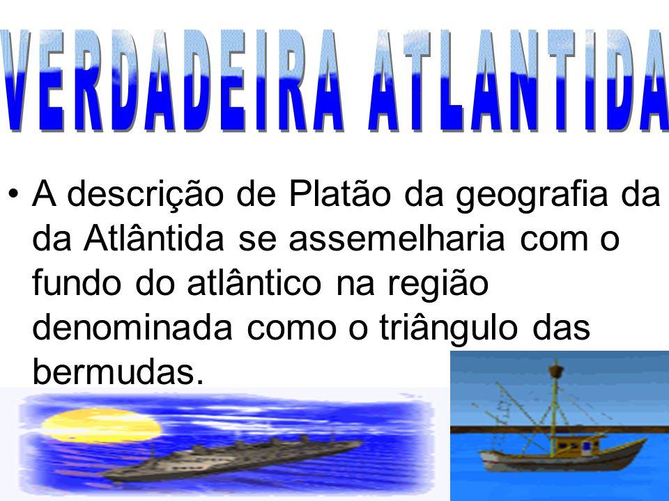 VERDADEIRA ATLANTIDA