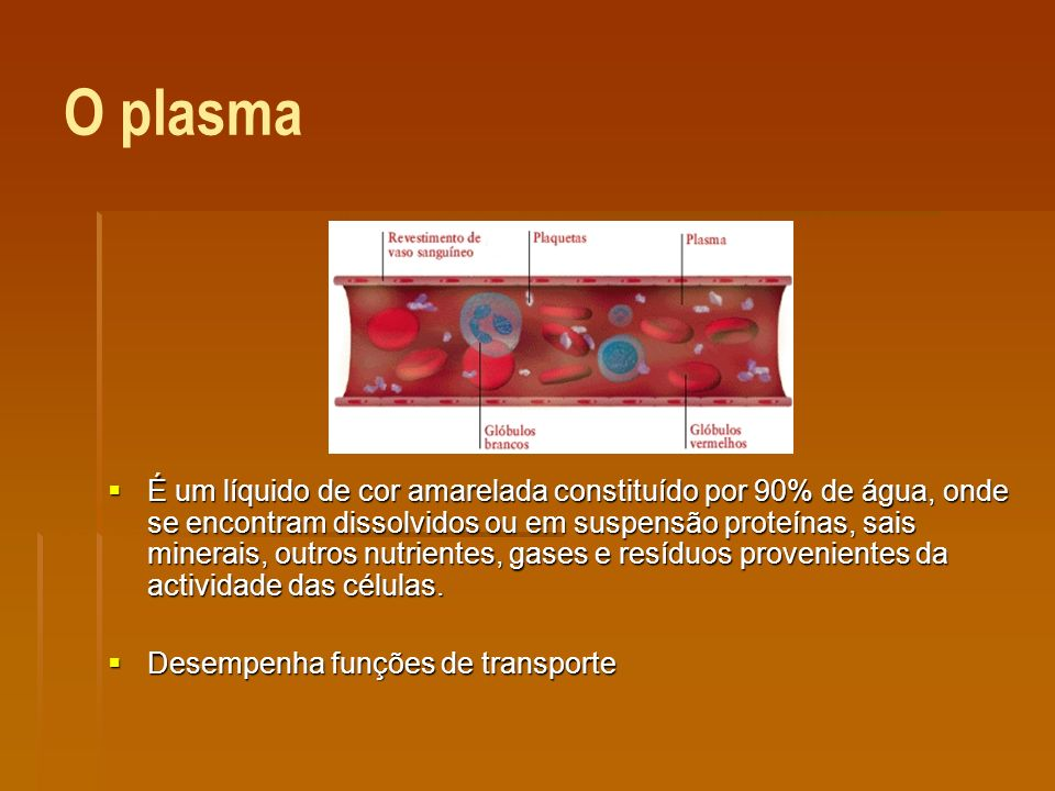 O plasma