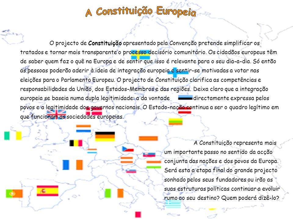A Constituição Europeia