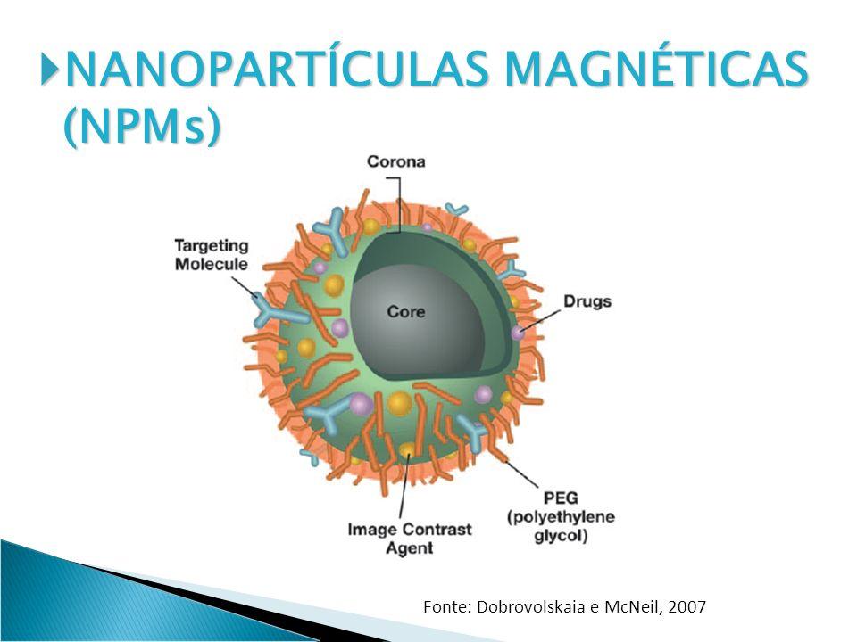 NANOPARTÍCULAS MAGNÉTICAS (NPMs)