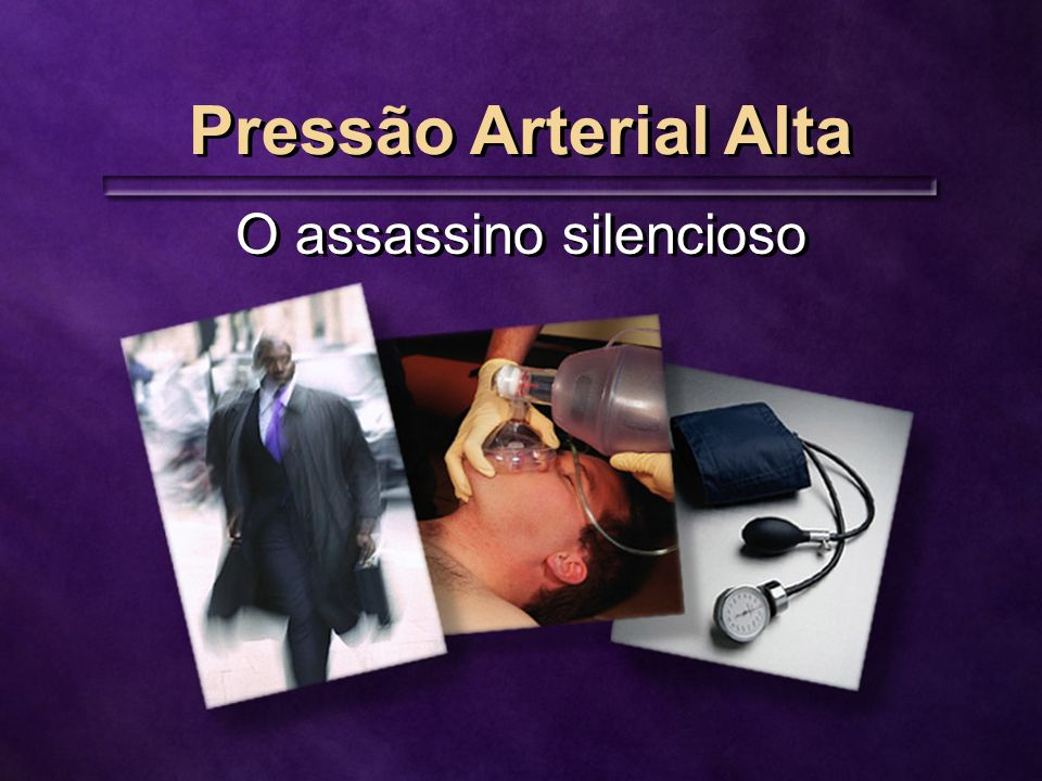 O assassino silencioso