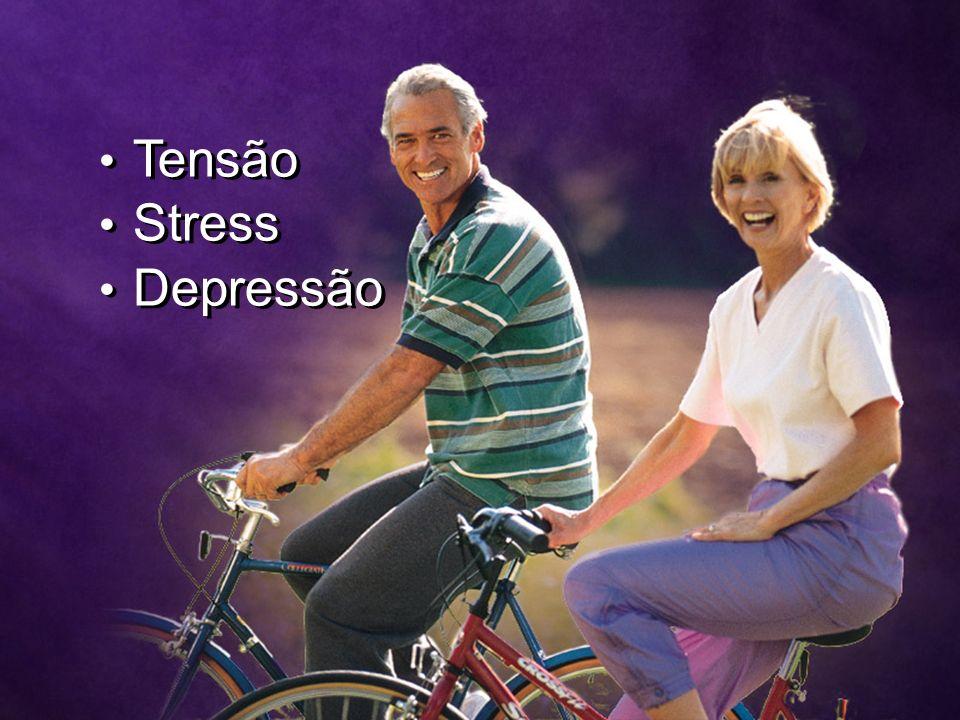Tensão Stress Depressão