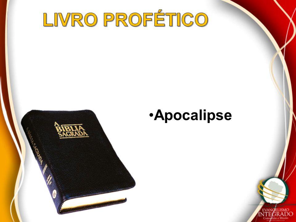 LIVRO PROFÉTICO Apocalipse