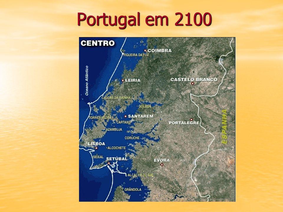 Portugal em 2100