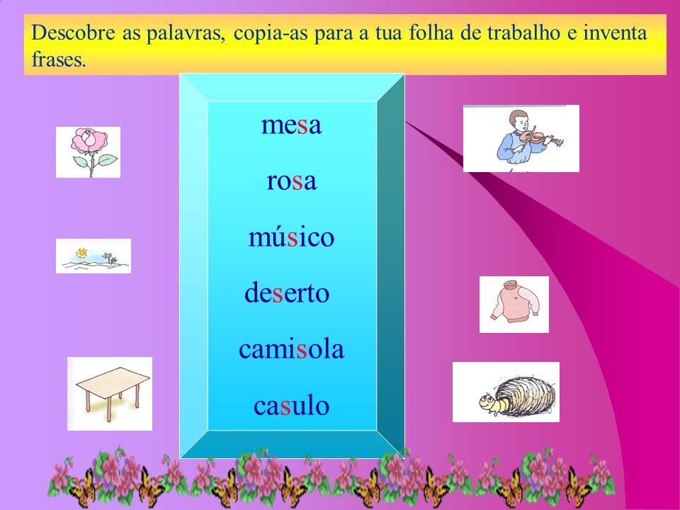 mesa rosa músico deserto camisola casulo