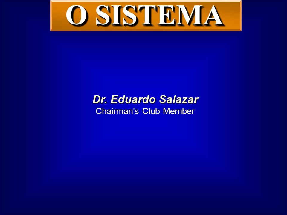 Dr. Eduardo Salazar Chairman's Club Member