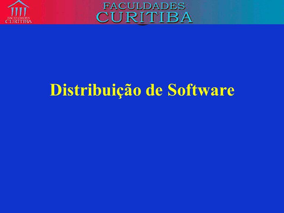Distribuição de Software