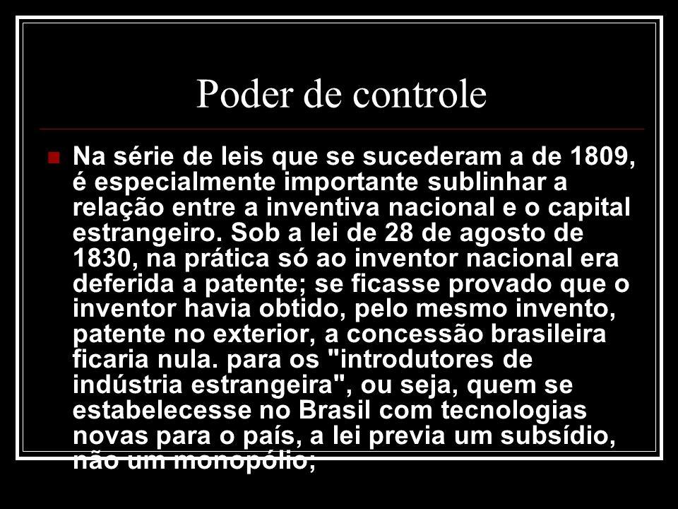 Poder de controle