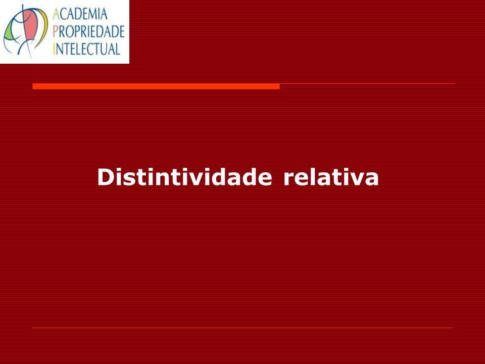 Distintividade relativa