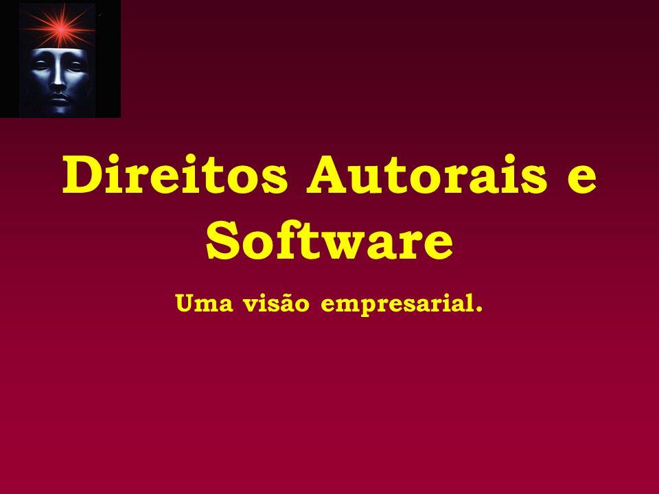 Direitos Autorais e Software