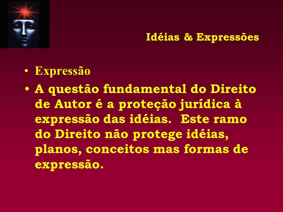 Idéias & Expressões Expressão.