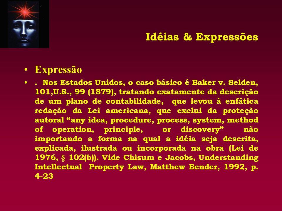 Idéias & Expressões Expressão