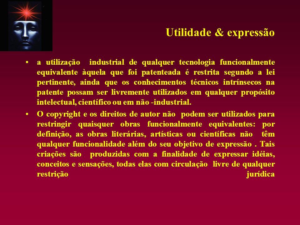 Utilidade & expressão
