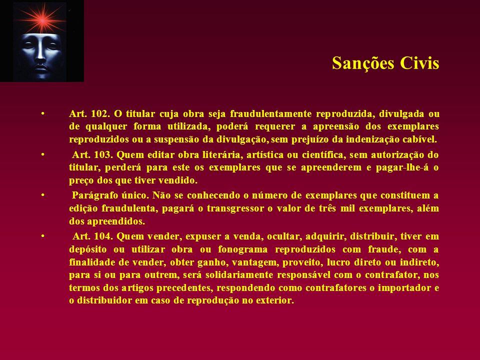 Sanções Civis