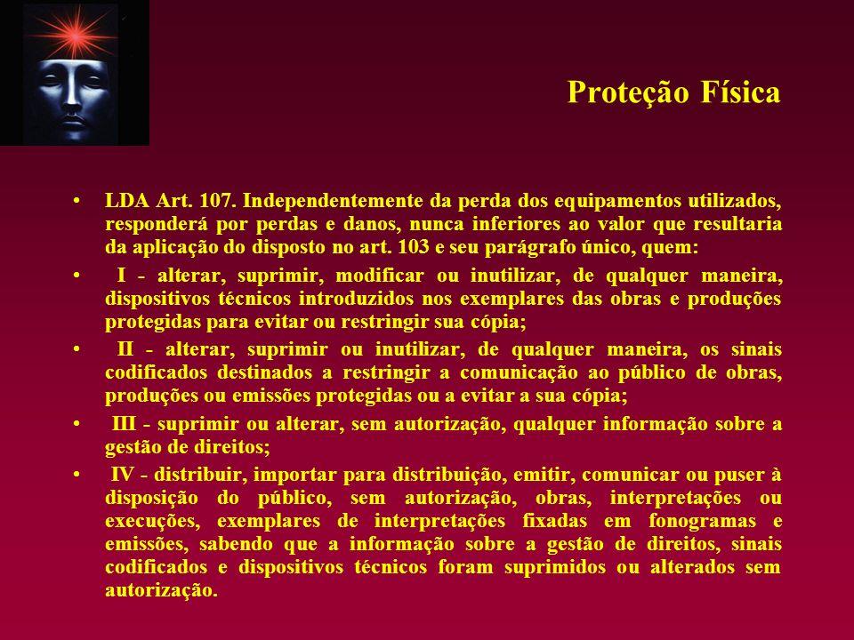 Proteção Física