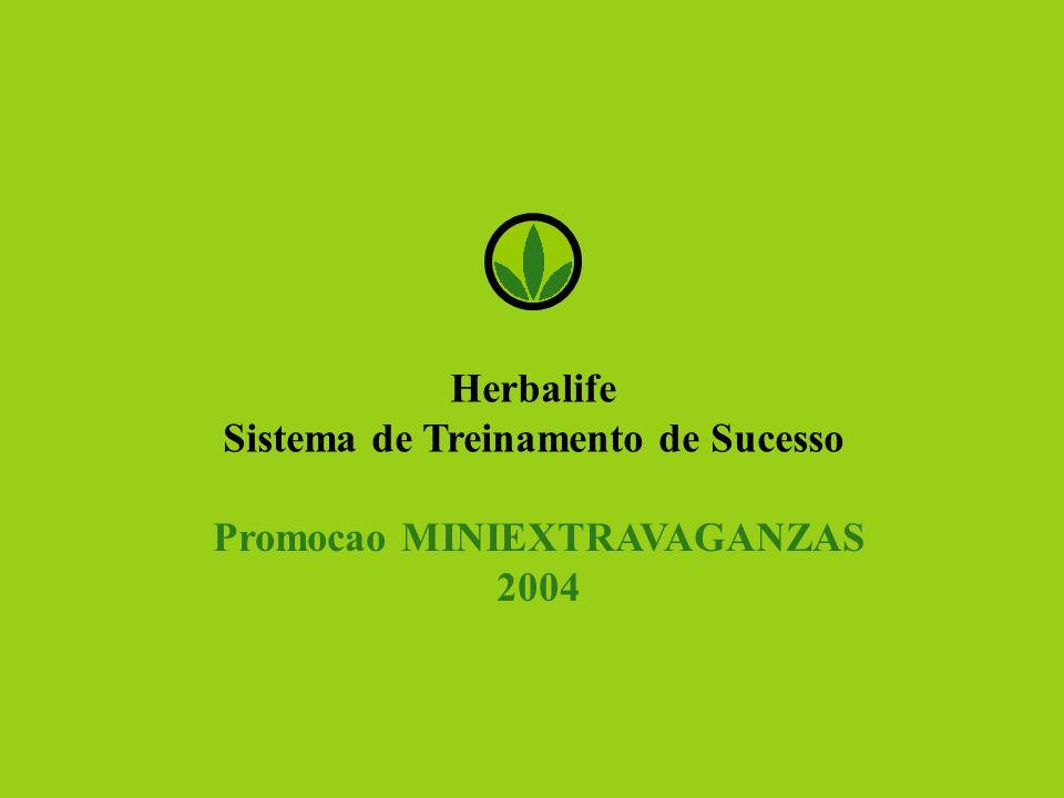 Sistema de Treinamento de Sucesso Promocao MINIEXTRAVAGANZAS
