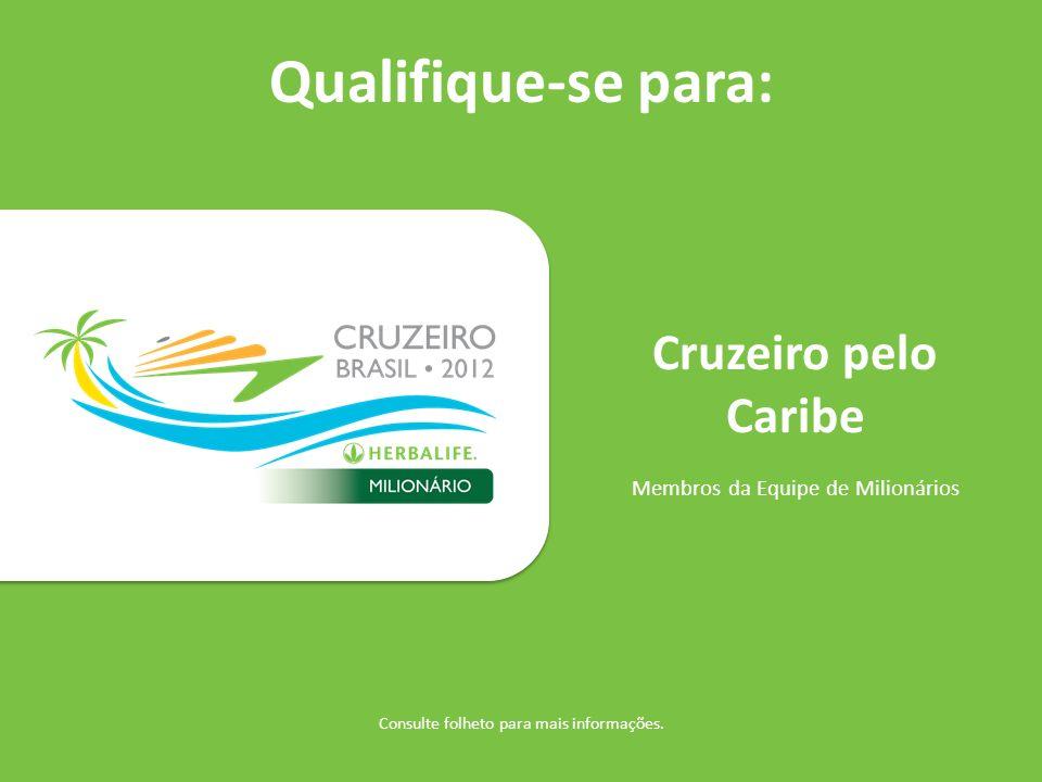 Qualifique-se para: Cruzeiro pelo Caribe