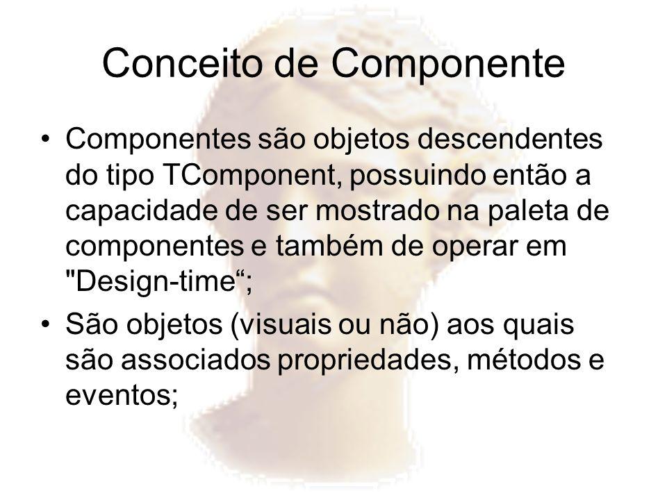 Conceito de Componente