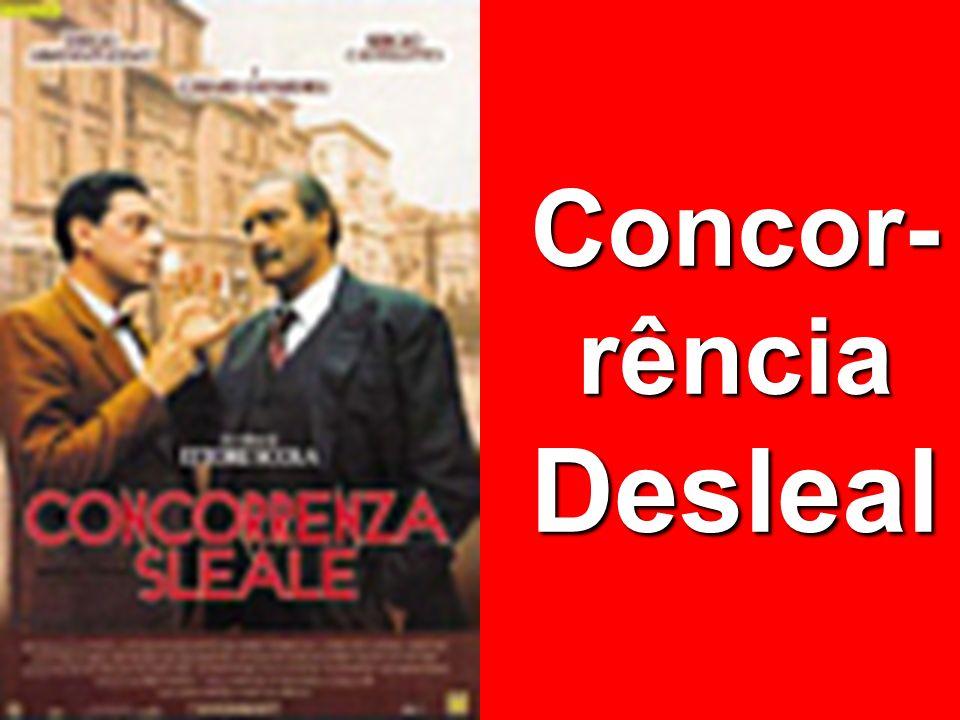 Concor-rência Desleal