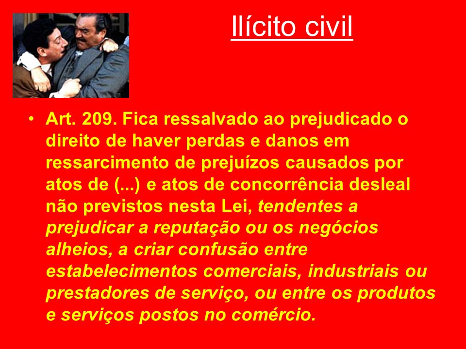 Ilícito civil