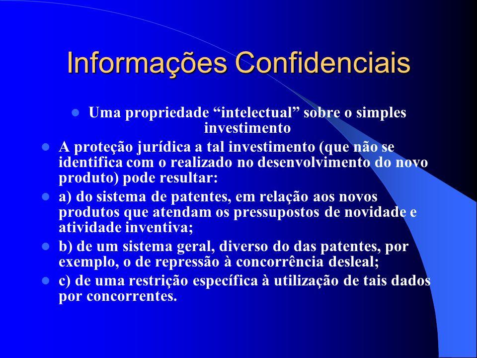 Informações Confidenciais