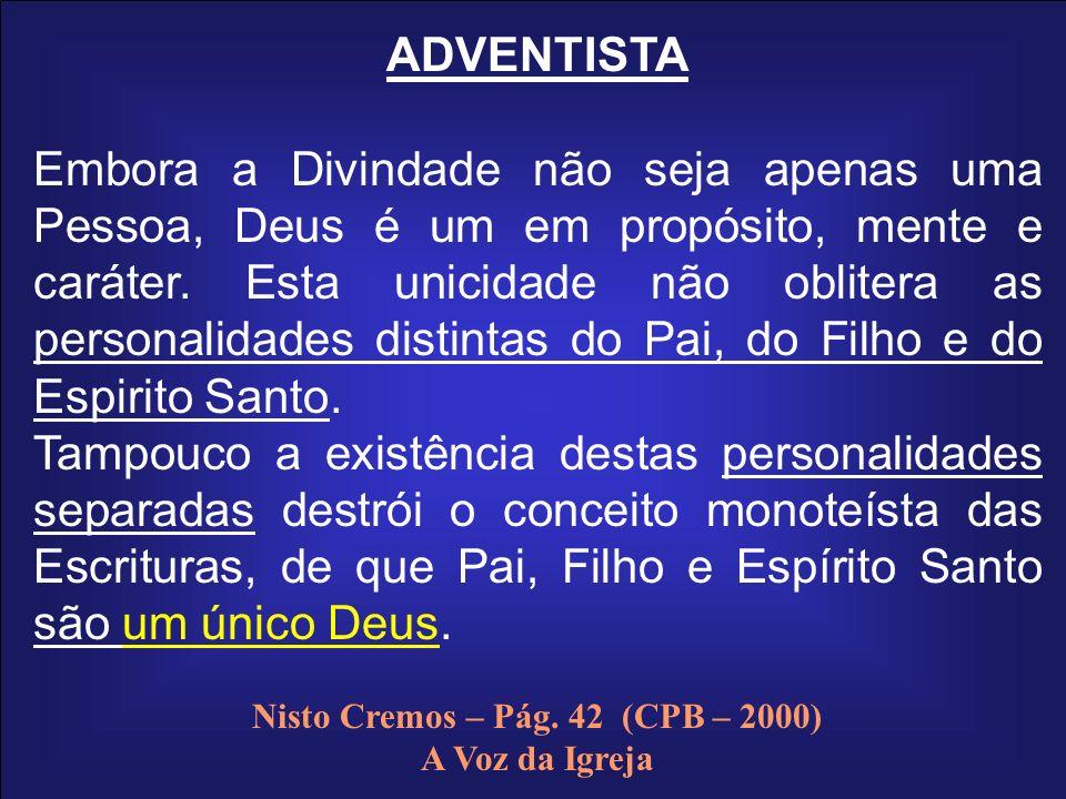Nisto Cremos – Pág. 42 (CPB – 2000)