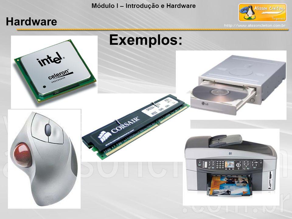 Módulo I – Introdução e Hardware