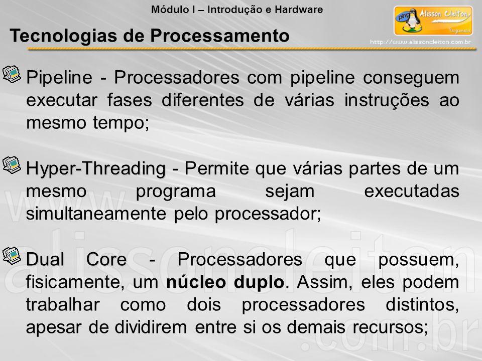 Tecnologias de Processamento