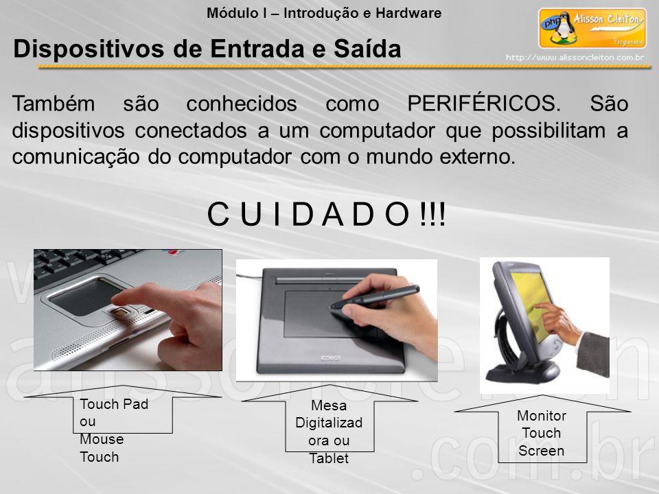 Mesa Digitalizadora ou Tablet