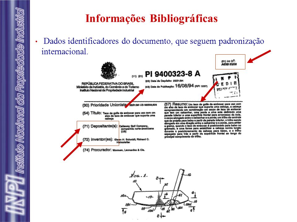 Informações Bibliográficas
