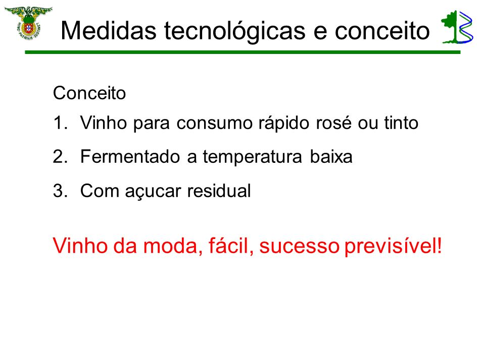 Medidas tecnológicas e conceito