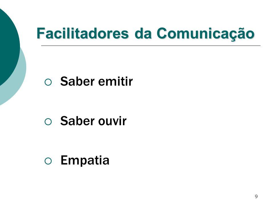 Facilitadores da Comunicação