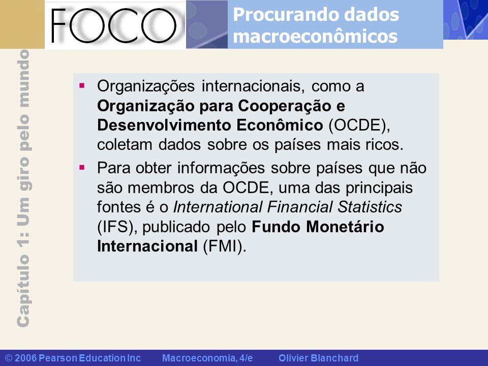 Procurando dados macroeconômicos