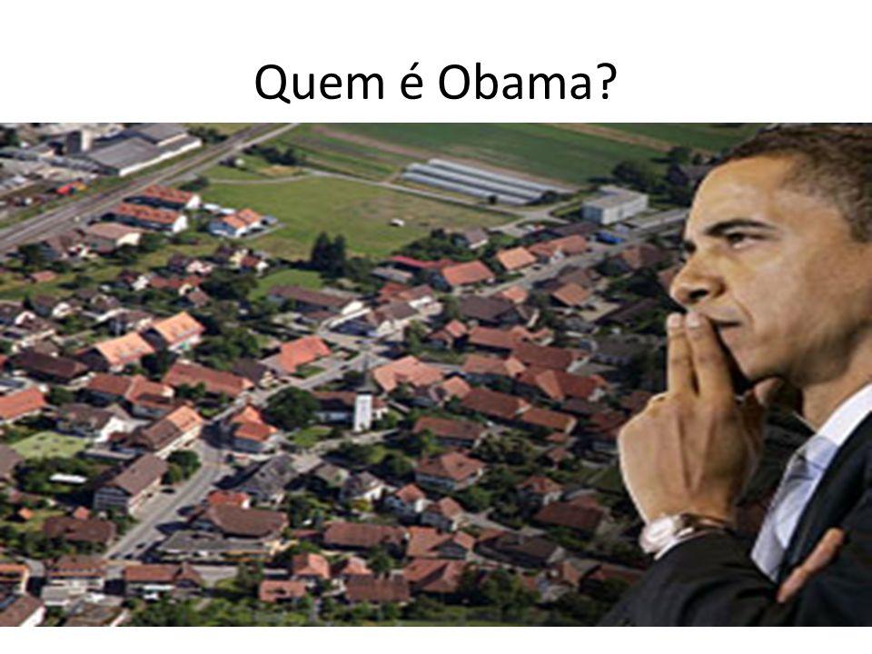 Quem é Obama