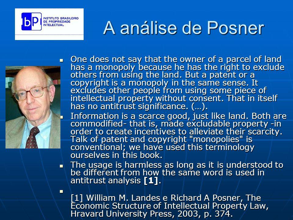 A análise de Posner
