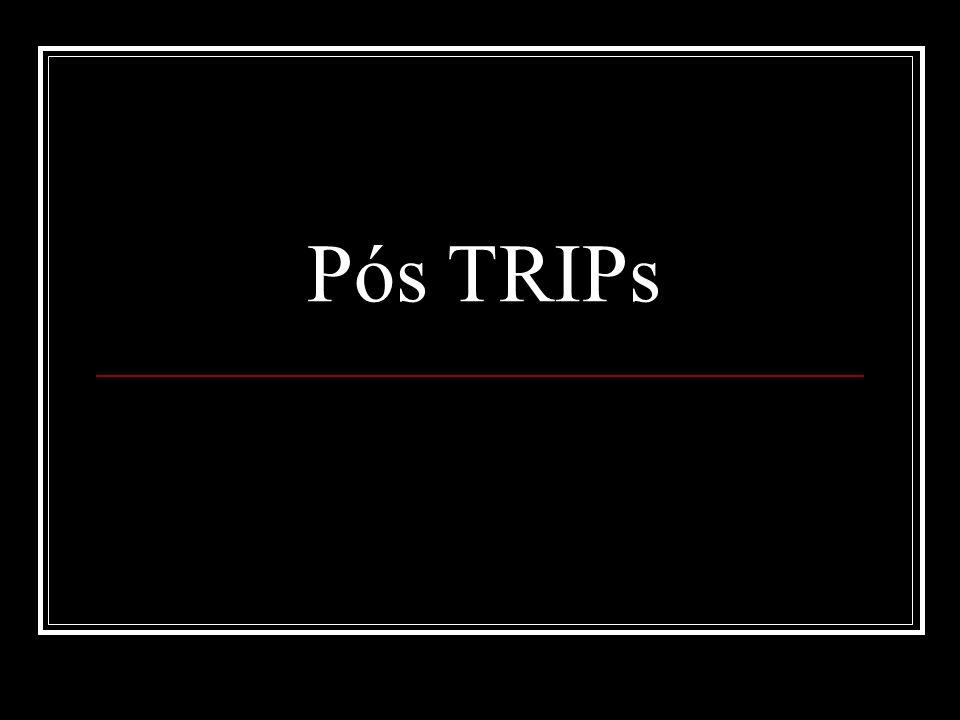 Pós TRIPs